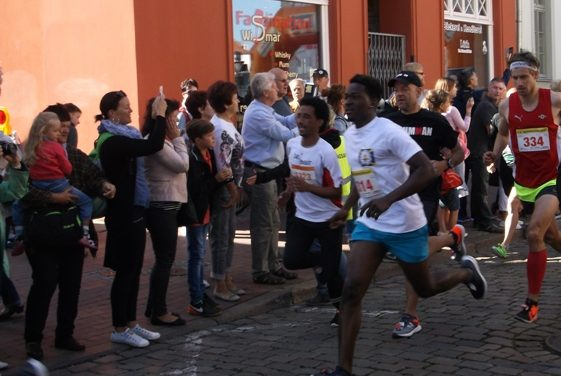 Ganz sportiv und mit Rekorden: Das 18.Schwedenfest in Wismar