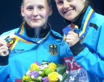 Zwischen EM-Kampfgericht und Eurosport-WM-Mikrofon: Monika Dietrich