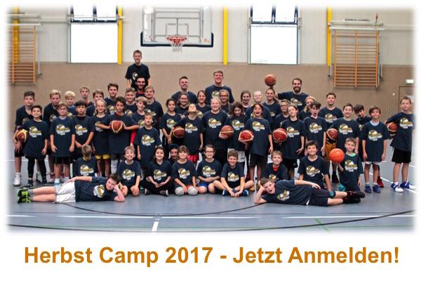 Herbst Camp 2017 – Sichere dir jetzt Deinen Platz!