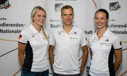 Deutsches Universiade-Team startklar
