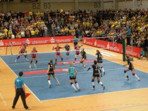 Volleyball in Schwerin beim SSC