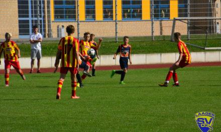 Laager SV 03 | C-Junioren | Pokalspiel