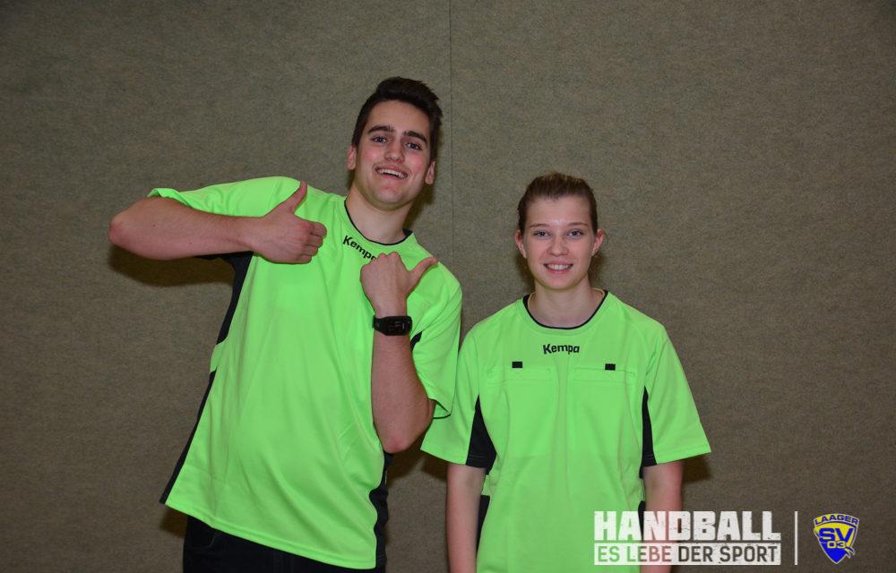 Laager SV 03   Handball-Schiedsrichter