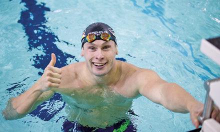 Europameisterschaft im Rettungsschwimmen: Dreimal Gold und Weltrekord für Danny Wieck