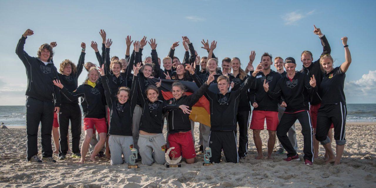 EM im Rettungsschwimmen 2017 im Rückblick