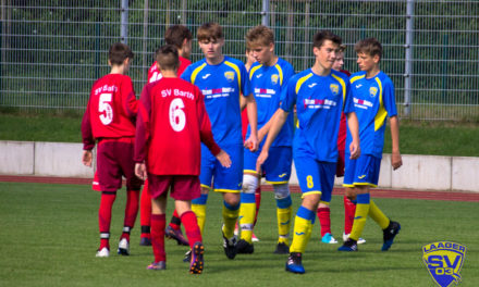 Laager SV B-Junioren | 3. Spieltag | Landesliga
