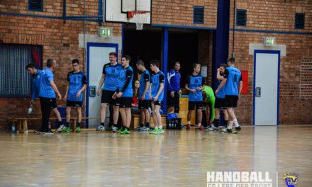 Laager SV Handball Männer | 1. Spieltag | Bezirksliga Nord