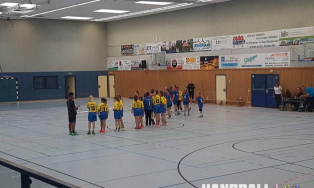 Laager SV 03 Handball wJD | 2. Spieltag | Bezirksliga Nord