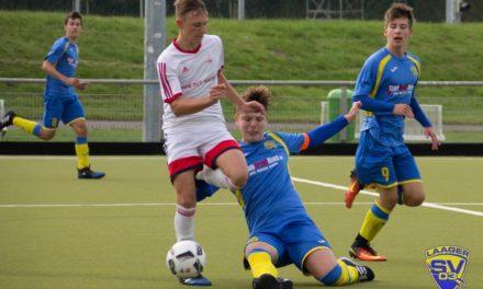 Laager SV 03 B-Junioren | 4. Spieltag | Landesliga