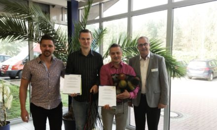 Rostocker Sportvereine ausgezeichnet