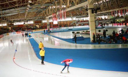 Im Blickfeld: Das Eisschnelllaufen vor Pyeongchang