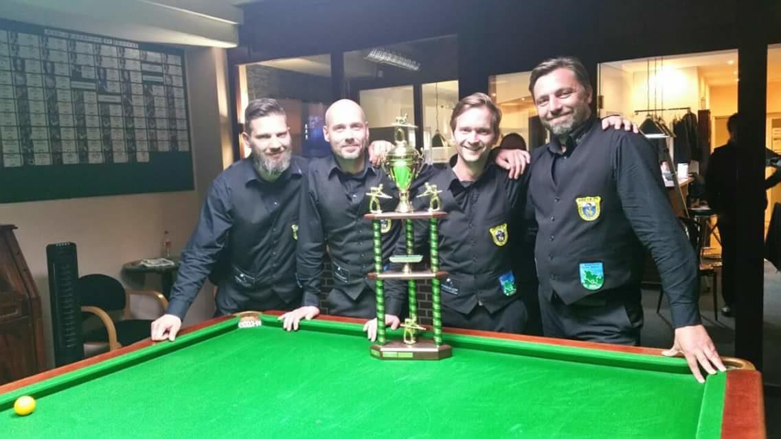 Team-Pokal geht nach Schwerin