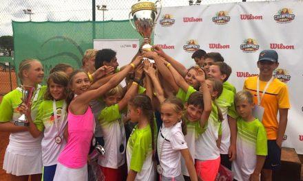 Junge Tennis-Überflieger aus MV