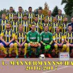 Laager SV 1. Männermannschaft   5. Spieltag   Landesklasse