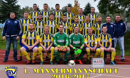 Laager SV 03 1. Männermannschaft | 4. Spieltag | Landesklasse