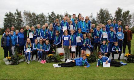 Erfolgreicher Saisonabschluss für die Leichtathleten des 1.LAV Rostock