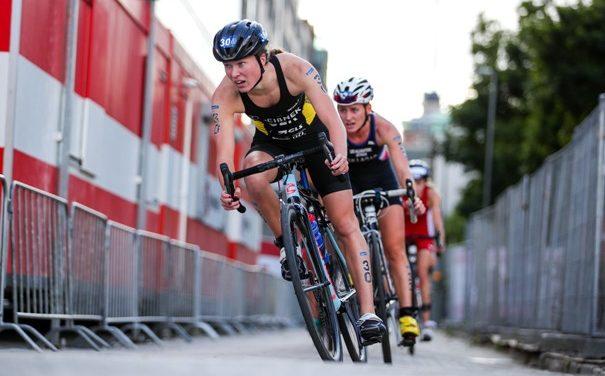 Juniorin Meißner WM-Siebte im Triathlon