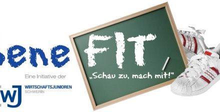 beneFIT 2019 in Schwerin – Klappe die achte!