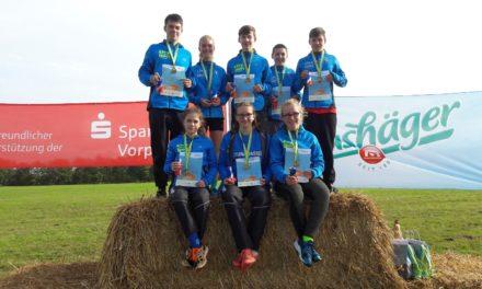 Staffelmarathon – direkt an der Ostsee