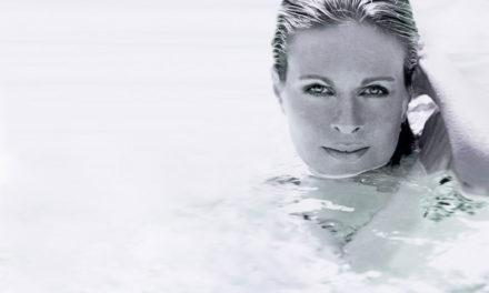 Anmutig und erfolgreich: Langstreckenschwimmerin Angela Maurer