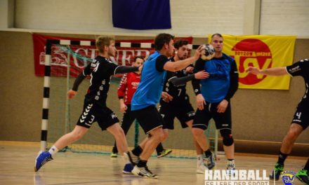 Laager SV 03 Handball Männer | Training