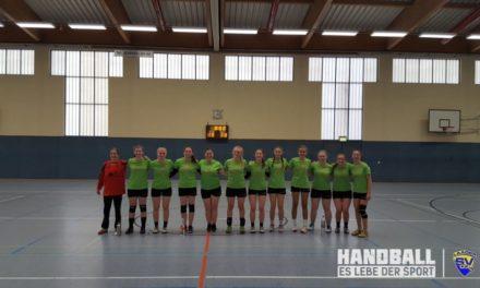 Laager SV 03 Handball wJA | 2. Spieltag | Bezirksliga West