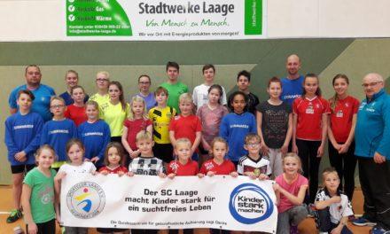 Mut lässt sich erlernen – Kinder schwitzten bei Ferienfreizeit in Laage