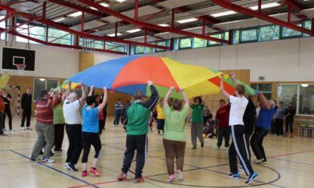 """""""Strahlende Sieger"""" beim Integrativen Sportfest in Greifswald"""