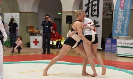 Vielseitig, geistreich und attraktiv: Kampfsportlerin Julia Dorny