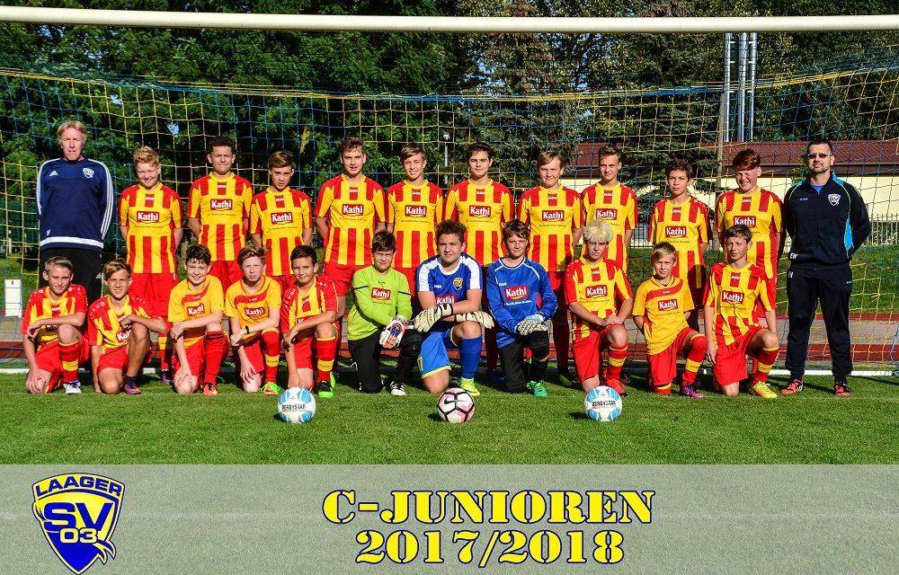 Laager SV 03 C-Junioren | 4.Spieltag | Kreisliga