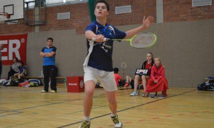 Schweriner Badminton-Nachwuchs zu Hause erfolgreich