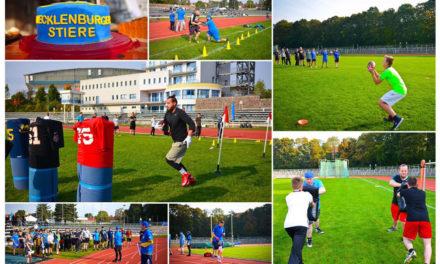 Auf zum American Football in Schwerin
