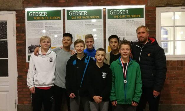 Ringer Fabian Wiesemann holt Silber beim Bärencup