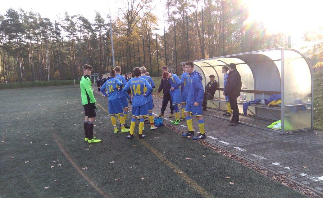 Laager SV 03 | B-Junioren | 7. Spieltag | Landesliga