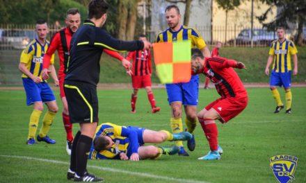 Laager SV 03 | 1. Männermannschaft | 11. Spieltag | Landesklasse