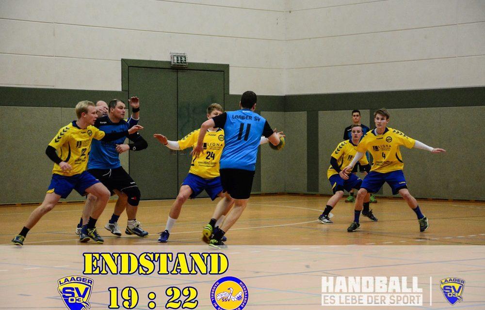 Laager SV 03 | Handball Männer | 3. Spieltag | Bezirksliga Nord