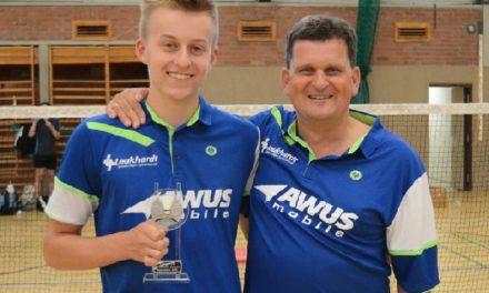 Schweriner Badmintonass holt Gold bei Deutscher Rangliste