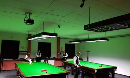Schweriner Snooker-Spieler bezwingen Tabellenführer