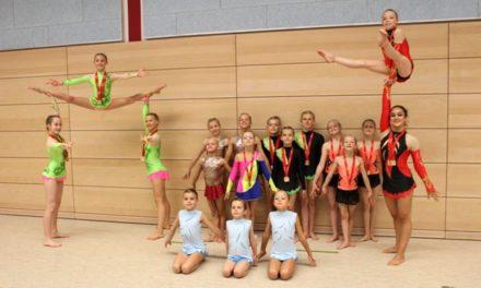 Landesmeisterschaften der Sportakrobaten in Warnemünde