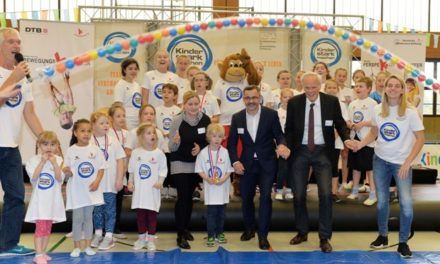 Der Deutsche Turner-Bund bringt Kinder in Bewegung