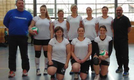 Zweiter Turniertag der Damen in der Landesklasse-Ost