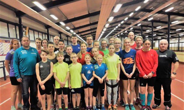 Sichtungstraining – Ergebnis einer gewachsenen Kooperation mit dem 1.LAV Rostock