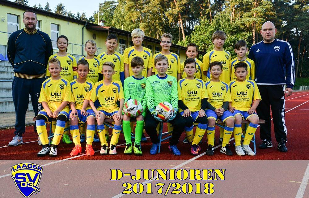Laager SV 03 | D-Junioren | 7. Spieltag | Kreisliga