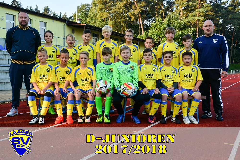 Laager SV 03 D 2017/2018
