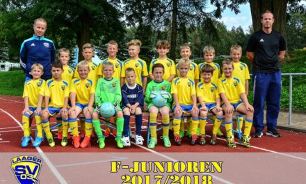 Laager SV 03 | F-Junioren | 7. Spieltag | Kreisliga