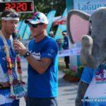 Michael Raelert macht in Phuket das Triple perfekt