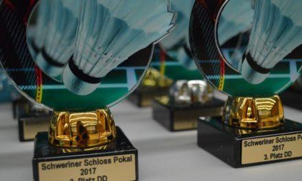Hart umkämpfte Finalspiele bei 5. Schweriner Schloss-Pokal