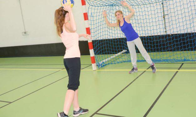 Deutsche Handball-Ladies vor erfolgreichem Vorrunden-Abschluß