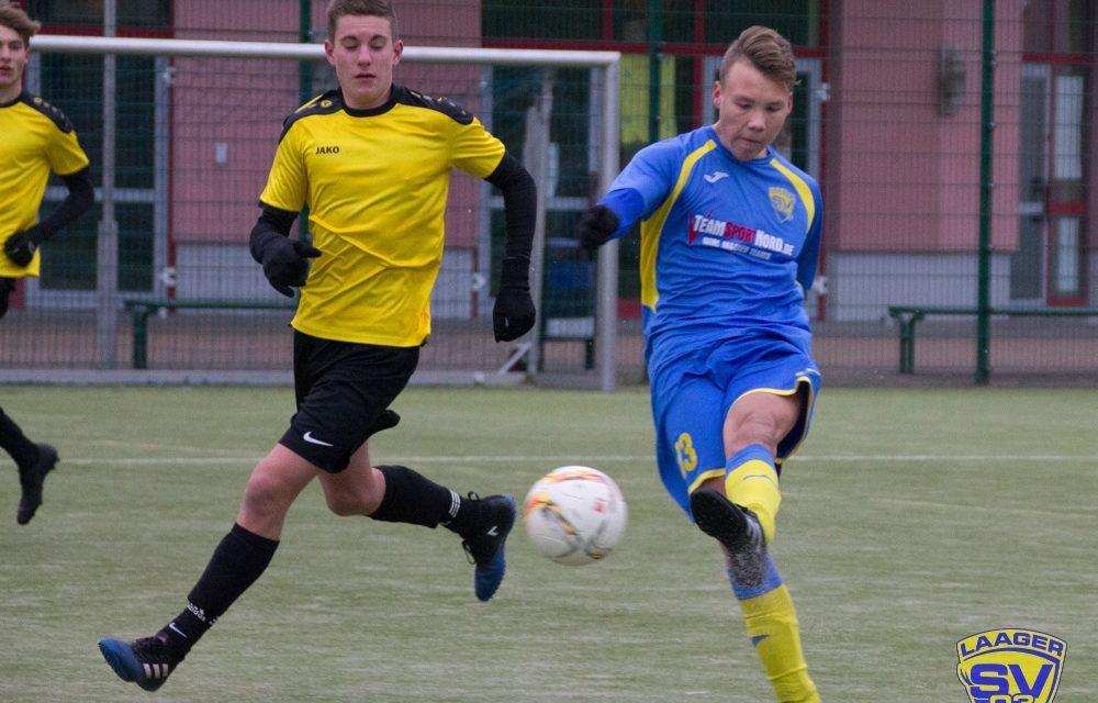 B-Junioren besiegen Tabellenführer