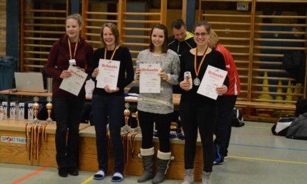 Badminton Landesmeisterschaft: 1x Gold, 1x Silber und 2x Bronze für den BSC